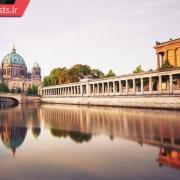 جزیره موزه در شهر برلین آلمان