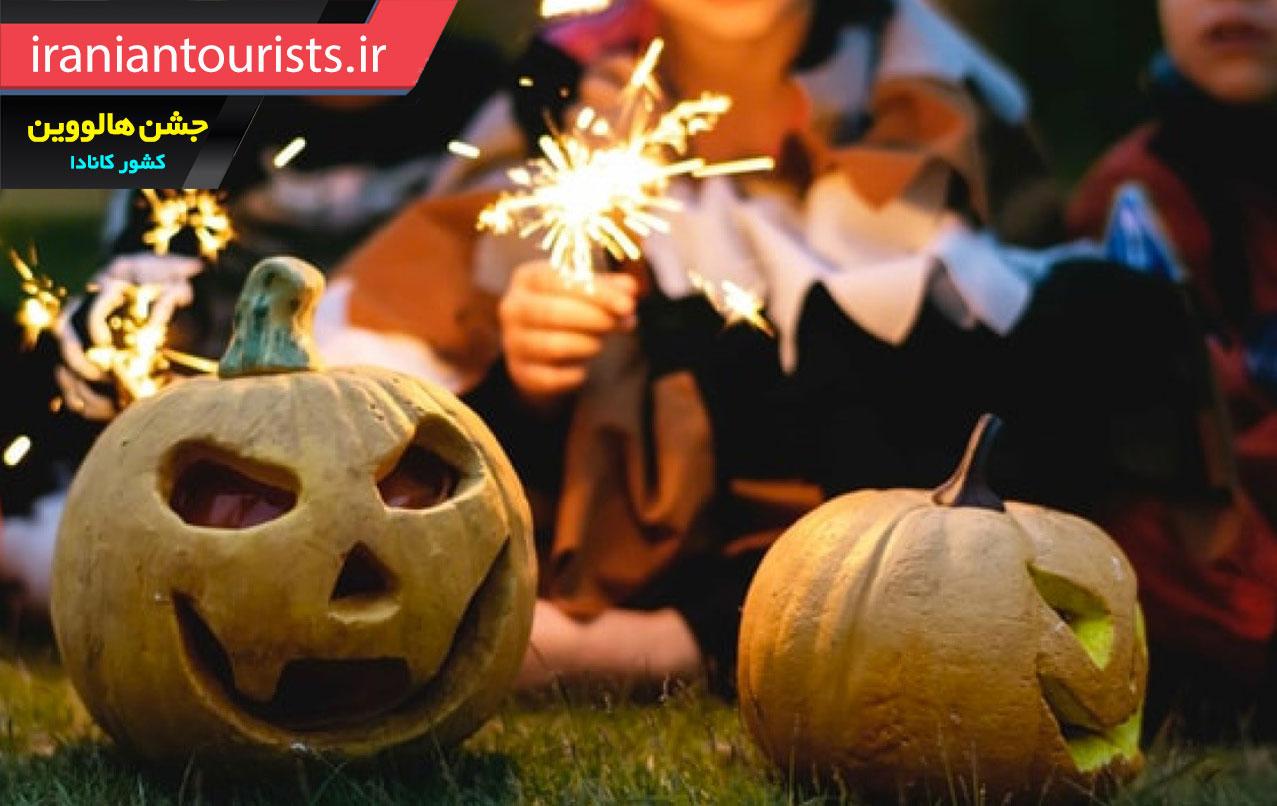 جشن هالووین یکی از مهمترین پنج فستیوال کانادا