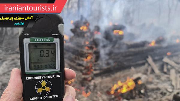 سنجش میزان آلودگی رادیواکتیو
