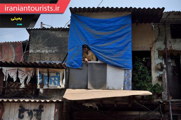 شهروند هندی در دوران قرنطینه