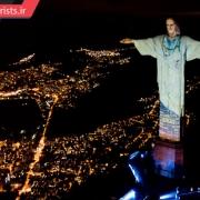 مجسمه مسیح شهر ریو دو ژانیرو