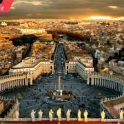 موزه واتیکان شهر رم ایتالیا