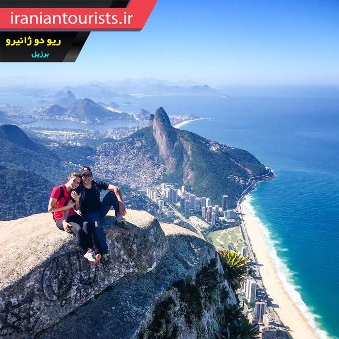 ریو دو ژانیرو شهری زیبا در برزیل
